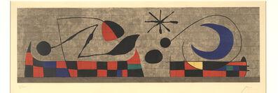 Joan Miró, 'The Wall of the Moon', ca. 1957