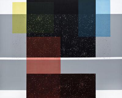 Luciano Figueiredo, 'Cor, Plano: Suspensão 2', 2014