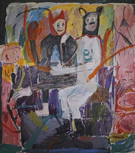 Georg Oskar Giannakoudakis, 'Junkies anonymes', 2020