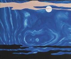 Roy Lichtenstein, 'Moonscape (C. 37)', 1965