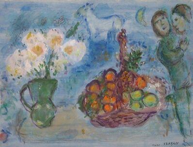 Marc Chagall, 'Corbeille de Fruits', 1980