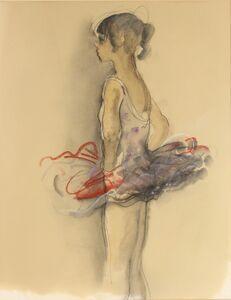 Donald Hamilton Fraser, 'Young ballerina'
