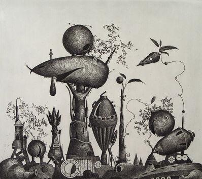 Valton Tyler, 'Resting', 1971