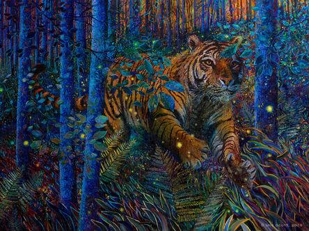 Iris Scott, 'Tiger Fire', 2019