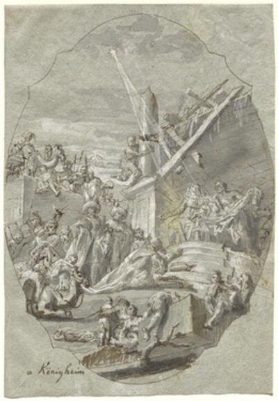 Georg Anton Urlaub, 'The Adoration of the Magi', 1756