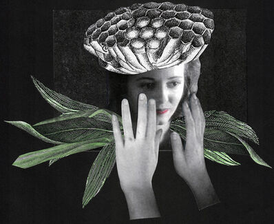 Stacey Steers, 'Edge of Alchemy Single Collage #11', 2017