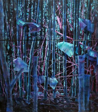 Gao Xingtong, 'Cyberbambù 2', 2020