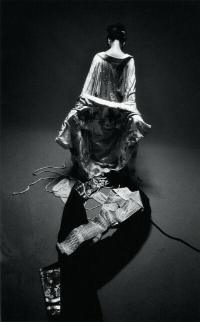 Eikoh Hosoe, 'Kimono#2', 1963