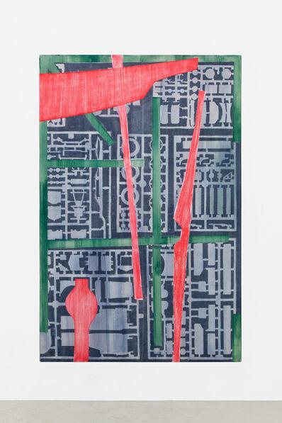 Maximilian Arnold, '*Untitled (mk-5)*', 2017