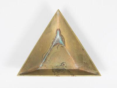 Carl Auböck, 'Triangle Bowl ', ca. 1950
