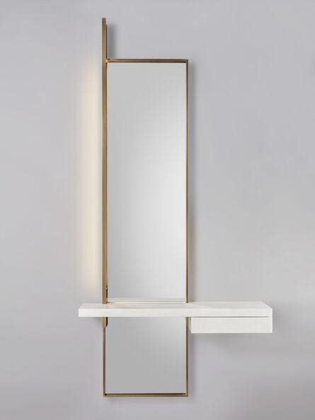Isabelle Stanislas, ''Ellipse' High Mirror by Isabelle Stanislas', 2019