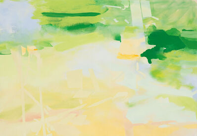 Aki YAMAMOTO, 'Aerial Line', 2014