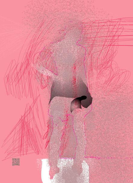 Gary Kaleda, 'Pink Celebration 1', 2012