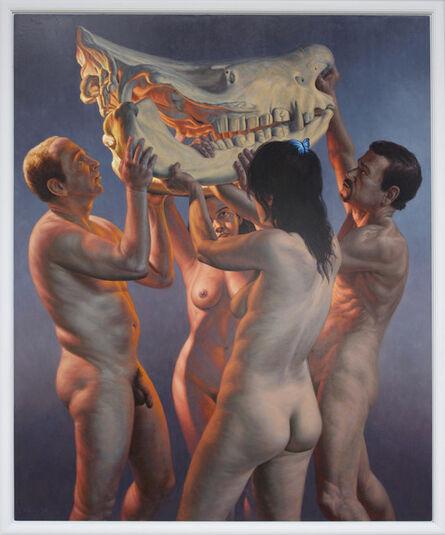 F. Scott Hess, 'Lift', 2014