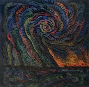 Eddie Dominguez, 'Night Storm', 2015