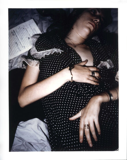 Robert Mapplethorpe, 'Untitled (Patti Smith)', ca. 1971
