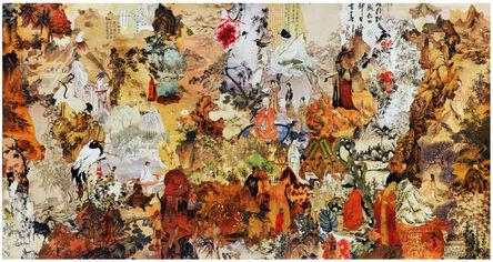 Seunghyo Jang, 'Old Love China', 2012