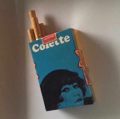 Peter Wüthrich, 'Literary Smoke', 2016