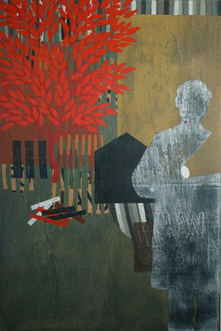 Martin Webb, 'Arshile with a Flashlight', 2013