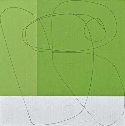 Maura Segal, 'Mint Sorbet', 2021