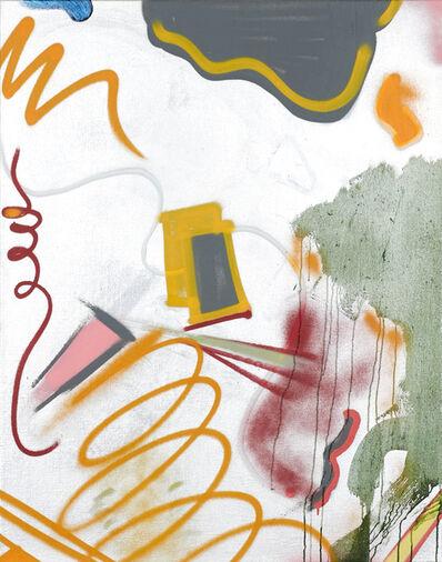 Jamie Evans, 'Abstract Chrome', 2017