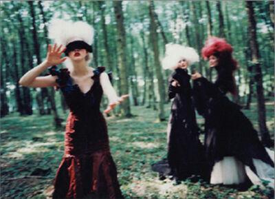 Ellen von Unwerth, 'Marquise, Paris', 1993
