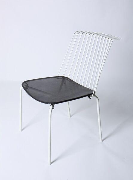 Mathieu Matégot, 'Very rare chair', 1951