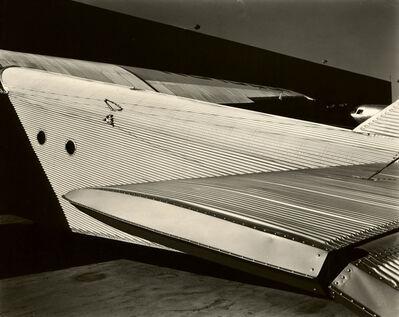 Brett Weston, 'Ford Tri Motor Plane', 1944