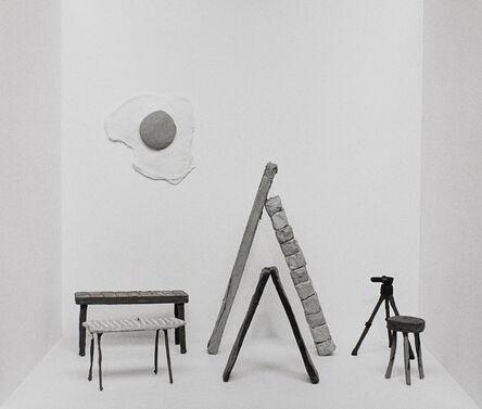João Maria Gusmão & Pedro Paiva, 'Untitled', 2017