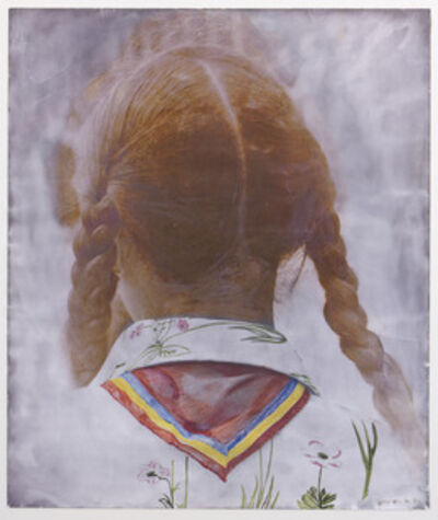 Ion Grigorescu, 'Girl with Plaits', 1978