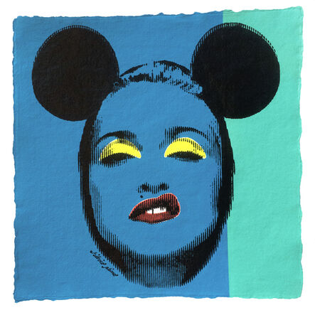 Silvio Alino, 'Pop Icon No. 46', 2015