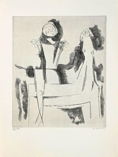 Marino Marini, 'L'Idée du Chevalier ', 1958