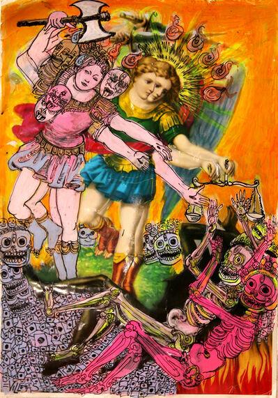 Veronica Villegas, 'Cipacti  Religious Icon', 2020