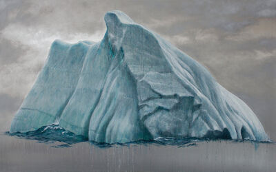 Lisa Lebofsky, 'Melting Iceberg 5', 2016