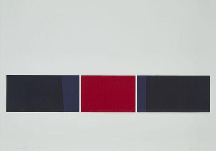 Yves Gaucher, 'Pauses', 1993