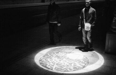 Mounir Fatmi, 'Walking on the light', 2012