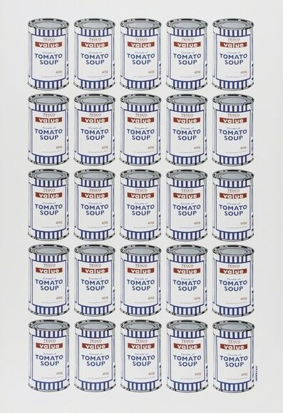 Banksy, 'Soup Cans - Unsigned', 2010