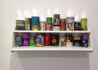 Peter Wüthrich, 'Literary Food', 2015