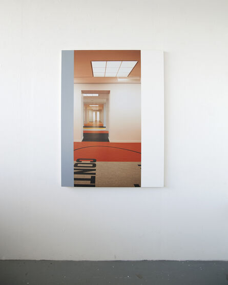 Ian Wallace, 'In The Museum (A Syntax on Dependency) IV', 2015