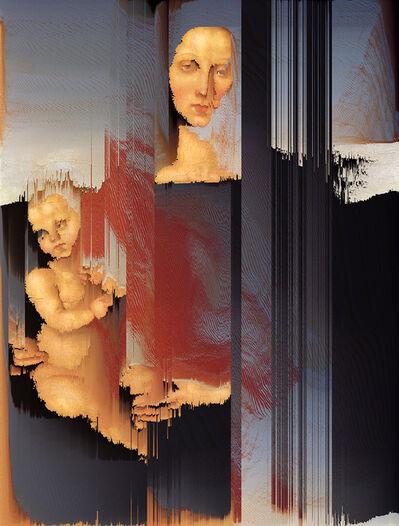 Gordon Cheung, 'Mum (After Pietro Perugino)', 2017
