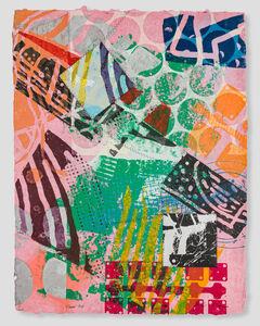 Sam Gilliam, 'Two', 1994