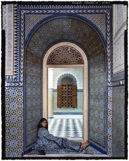 Lalla Essaydi, 'Harem #14C', 2009