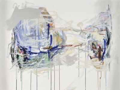 Diana Greenberg, 'River (Prussian Blue)', 2019