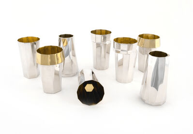 Myra Mimlitsch-Gray, 'Set of Cordial Cups', 2013