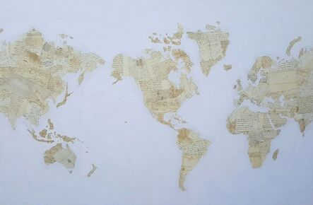Fernando Alday, 'Meditation Map', 2017