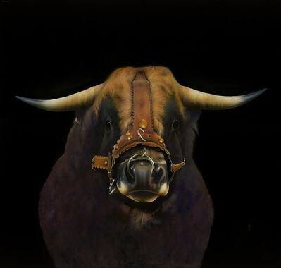 Peter Maier, 'Viking (Bull Market)', 2016
