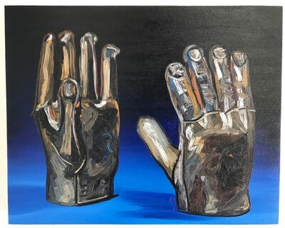 Kajahl, 'Gold Hands', 2017
