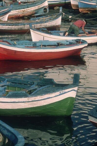 Slim Aarons, 'Fishing Boats', 1958