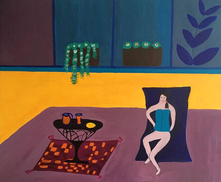 Diane Bellier, 'Transatlantique', 2020