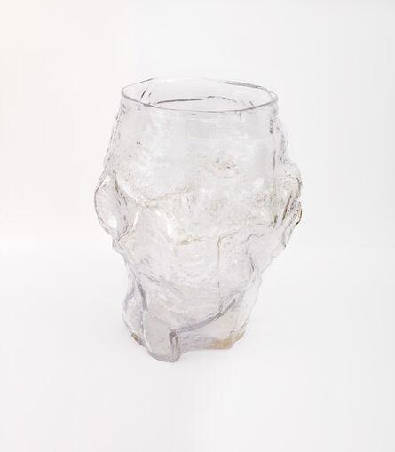FOS, 'Mountain Vase - Clear', 2018